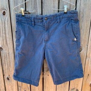 VANS men's shorts. Size 30